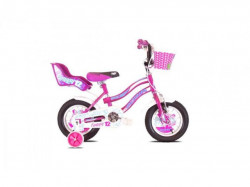 "Adria BMX Fantasy bicikl 12"" Ht Ljubičasta ( 916121-12 )"