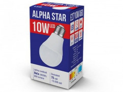 Alpha Star ECO Led Sijalica E27 -10W 220V Bela 4000K ( E27 10W NB )