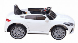 Automobil 254 Sa daljinskim upravljanjem za decu 2x35W - Beli