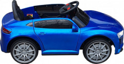 Automobil 255/1 Sa daljinskim upravljanjem za decu 2x35W - Metalik plavi