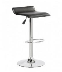 Barska stolica 5060 od eko kože - Crna
