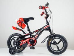 "Bicikl 12"" model Combat 715 - Crno/crveni"