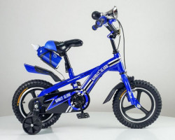 "Bicikl 12"" model Combat 715 - Plavi"