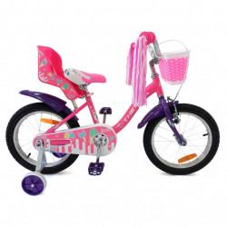 "Bicikl 16"" za decu model TS-16 - Pink"