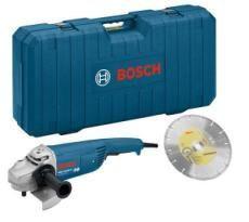 Bosch GWS 22-230 JH ugaona brusilica + Rezna ploča dijam ( 0601882M06 )