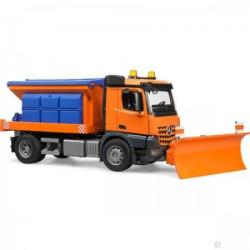 Bruder kamion čistač snega 3685 ( 14776 )