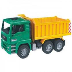 Bruder Kamion kiper žuti ( 027650 )