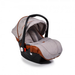 Cangaroo autosedište alma light grey ( CAN0328 )