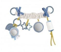 Canpol babies igračka za kolica niz pastel friends - grey 68/072 ( 68/072_grey )