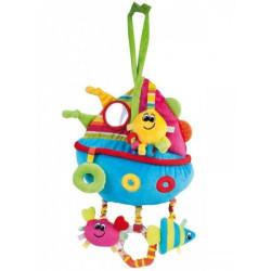 Canpol igracka colourful ocean - boat ( 68/016 )