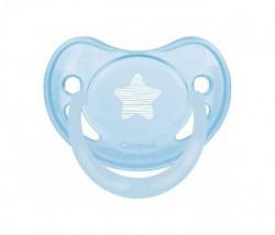 Canpol varalica orthodontic silicone 0-6 m (1pc) pastelove ( 22/419 )