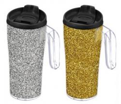 Čaša za kafu glitter ( 48/06313 )