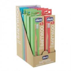 Chicco četkice za zube 3Y+ bamboo ( A049154 )