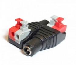 Con-konektor DG08 napajanja enski na abicu za video nadzor 5,5mm