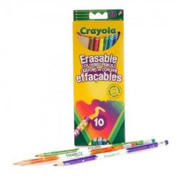 Crayola 10 pisi-brisi olovaka drvena bojica ( GAP256247 )