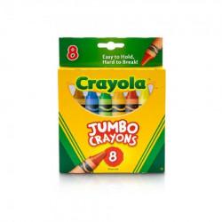 Crayola dzambo vostane bojice 8 kom ( GAP256241 )