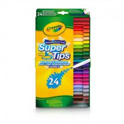 Crayola flomasteri supertips 24 kom ( GA256337 )