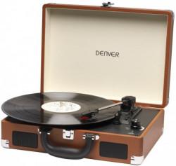Denver VPL-118 gramofon braon