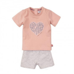 Dirkje komplet (majica, šorts), devojčice ( A047330-1-86 )