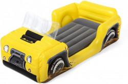 Dječiji krevet na naduvavanje - 4x4 džip Bestway 160x84x62cm ( 67714 )