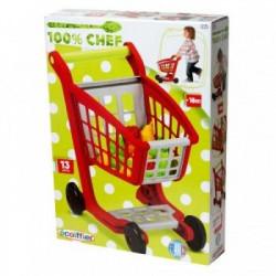 Ecoiffier Kolica za supermarket ( SM001225 )