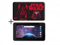 """eSTAR Themed Tablet StarWars 7399 7"""" ARM A7 QC 1.3GHz/2GB/16GB/0.3MP/WiFi/Android 9/ SWars Futrola ( ES-TH3-SWARS-7399 )"""