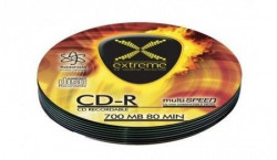 Extreme 2033 CD-R 700 MB 52x 10 kom