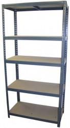 FL Polica - stalaža univerzalna180X90X45 - nosivost 5x175kg ( 322745 )