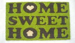 Floor decor otirač Home sweet home 40cm x 60cm ( 0181202 )