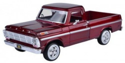 Ford F-100 PickUp 1969 metalni auto 1:24 ( 25/79315AC )
