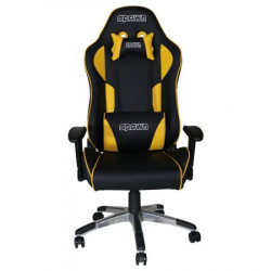 Gaming Chair Spawn Champion Series Yellow ( CP-BY1G )