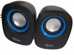 Gembird zvučnici SPK-111 Stereo 2X3W BLACK/BLUE( SPK107/Z )