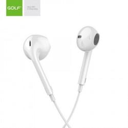 Golf slušalice za telefon Type-C M22 bele ( 00G149 )