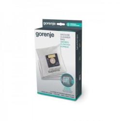 Gorenje GB2 MBFS Komplet 4 mikrofilter 5-slojne kese + 1 filter