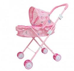Hk Mini igračka kolica za lutku bebu ( 6240442 )