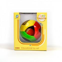 HK mini igračka, loptica sa zvečkom ( A017279 )