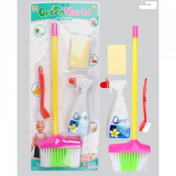 Hk Mini igračka set za čišćenje na blisteru ( A013363 )