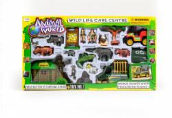 Hk mini igračka, set zivotinjski svet ( A027887 )
