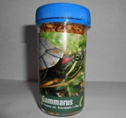 Hrana za kornjače i ribice Gammarus 120ml - Sušeni račići