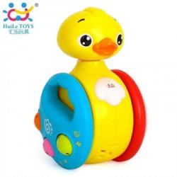 HuiLeToys Igračka Yo Yo sliding duck 3+ m. ( HT957 )