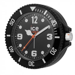 Ice Watch Crni Analogni Alarm Sat