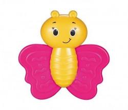 Infunbabe Igracka za bebe zvecka (3m+) - butterfly teether ( A6820 )