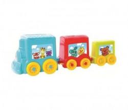 Infunbebe igracka za bebe voz sa zivotinjama ( PL2011 )
