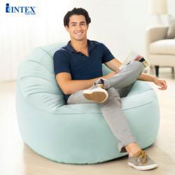 Intex Beanless Bag fotelja na naduvavanje - svetlo ZELENA ( 68590 )