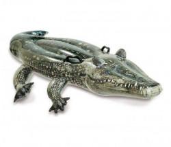 Intex Dušek za vodu - aligator 3+ ( 57551 )