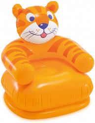 Intex Happy Animal fotelja na naduvavanje za decu ( 68556 ) Tigar