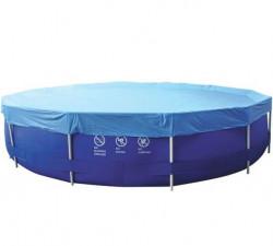 Jilong JL016125-2N Prekrivač za bazen sa metalnom konstrukcijom 450cm