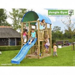 Jungle Gym - Jungle Farm toranj sa toboganom