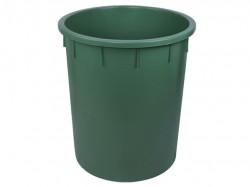 Kaca okrugla 200l - Zelena