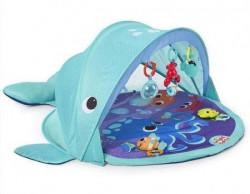 Kids II bs explore & go whale gym podloga za igru ( SKU11393 )